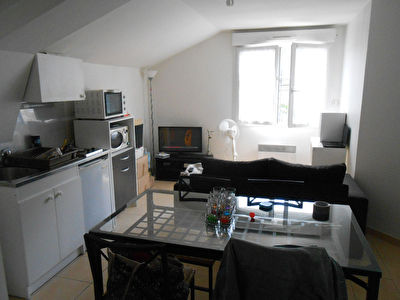 NANTES - LONGCHAMP - Appartement T2 - 34m²
